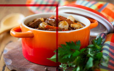 A gente não quer só comida… quer arte também! – Cardápios ibis Kitchen