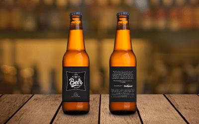 O rótulo da ibis Beer é nosso!