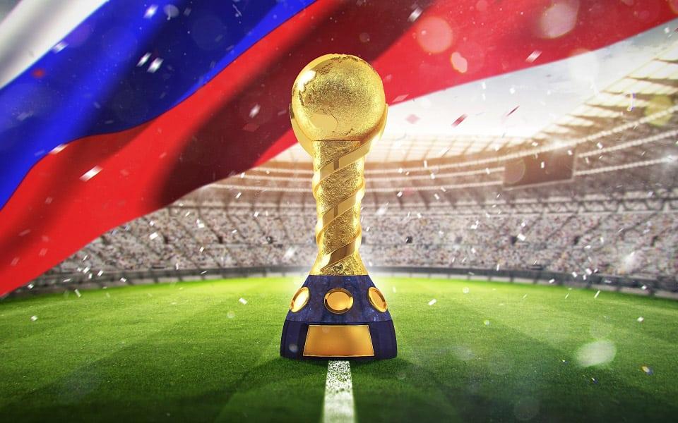 Copa do Mundo também tem identidade visual!