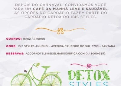 E-mail Marketing - Detox ibis Styles