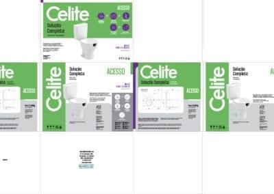 Embalagem - Kit Celite