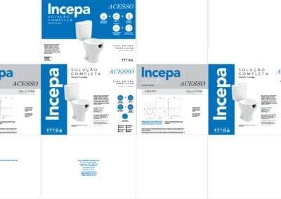 Embalagem - Kit Incepa
