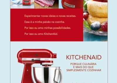 Promocional - Anúncio KitchenAid