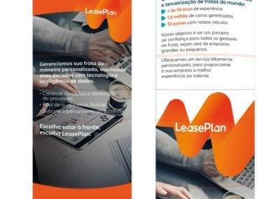 Sinalização - Lamá Leaseplan